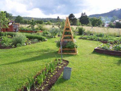 Malá zahrada – Chlumany