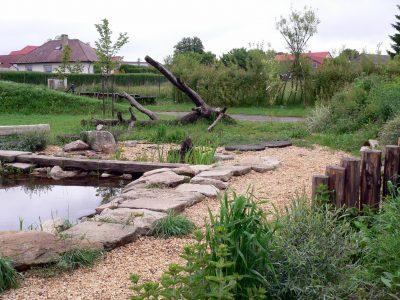 Kouzelná přírodní zahrada
