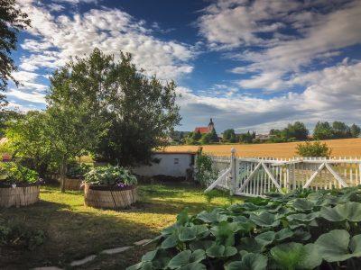 Přírodní zahrada Anastazie