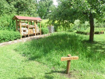 Duhová zahrada