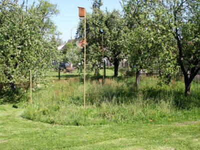 Příbrazská přírodní zahrada