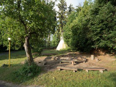 Chaloupecká přírodní zahrada