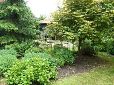 Malá zahrada – Mukařov