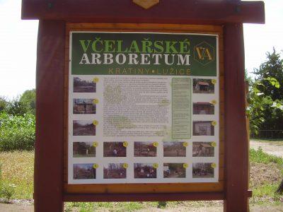Včelařské arboretum Kratiny