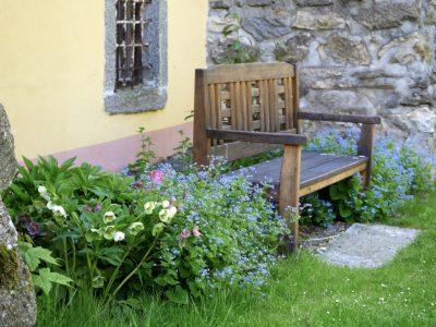 Farská zahrada