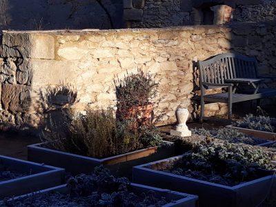 Bylinková zahrada Levandule