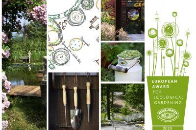 European Award for Ecological Gardening 2019