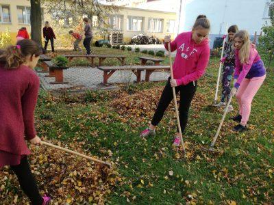 Školní zahrada ZŠ Krásovy domky