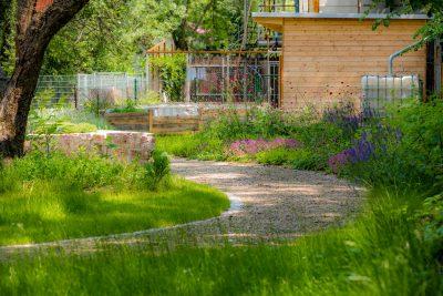 Zahrada U řeky