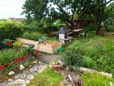 Husovická zahrada Žilkových