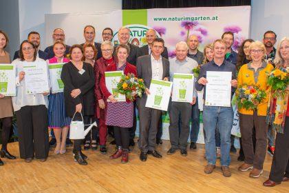 Evropské ceny pro ekologické zahradničení vyhlášeny