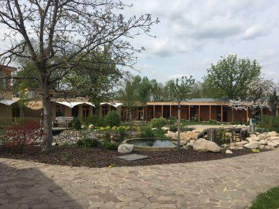 Školní zahrada da Vinci
