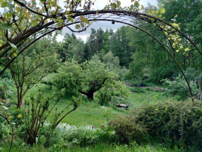 Zahrada Na Korunce