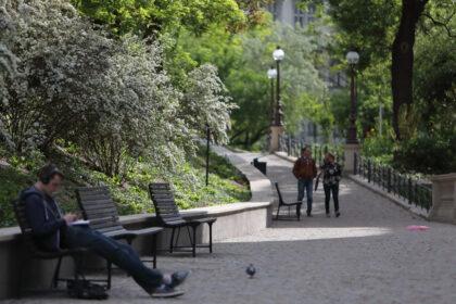 Přírodní zahrada a veřejný prostor – jde to dohromady?